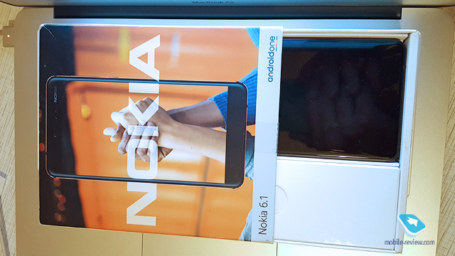 Боец эконом-сегмента: Nokia 6.1
