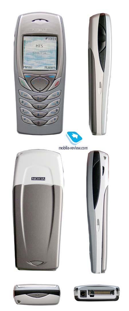 Инженеры, разработавшие модель Nokia 6100, руководствовались ровно той же