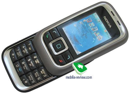 Обзор GSM-телефона Nokia 6111.
