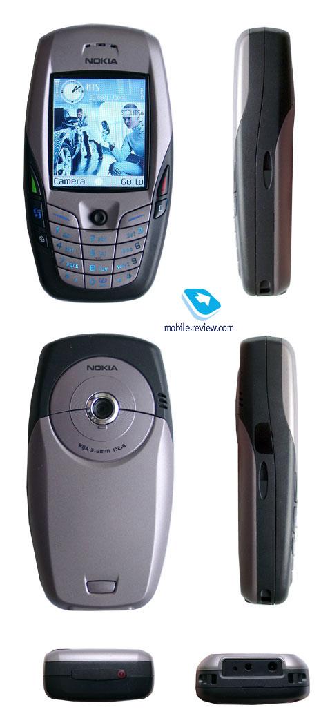 Mobile-review.com Review Nokia 6600