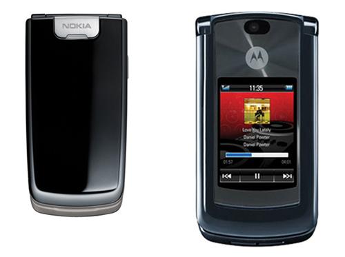 Mobile-review com Review of GSM/UMTS-handset Nokia 6600 Fold