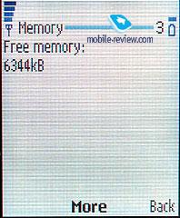 Обзор gsm телефона nokia 6650
