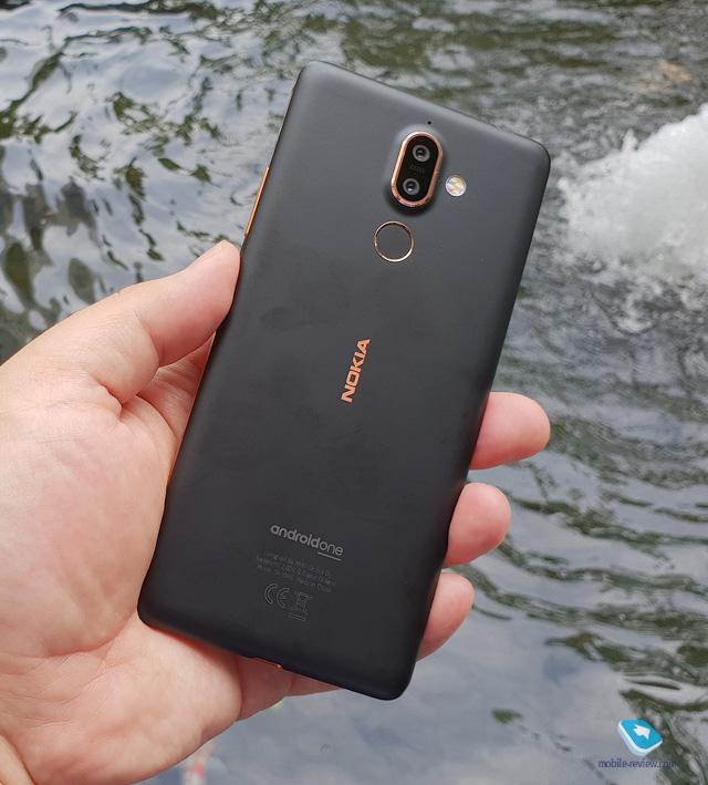 Обзор флагмана среднего сегмента Nokia 7 Plus