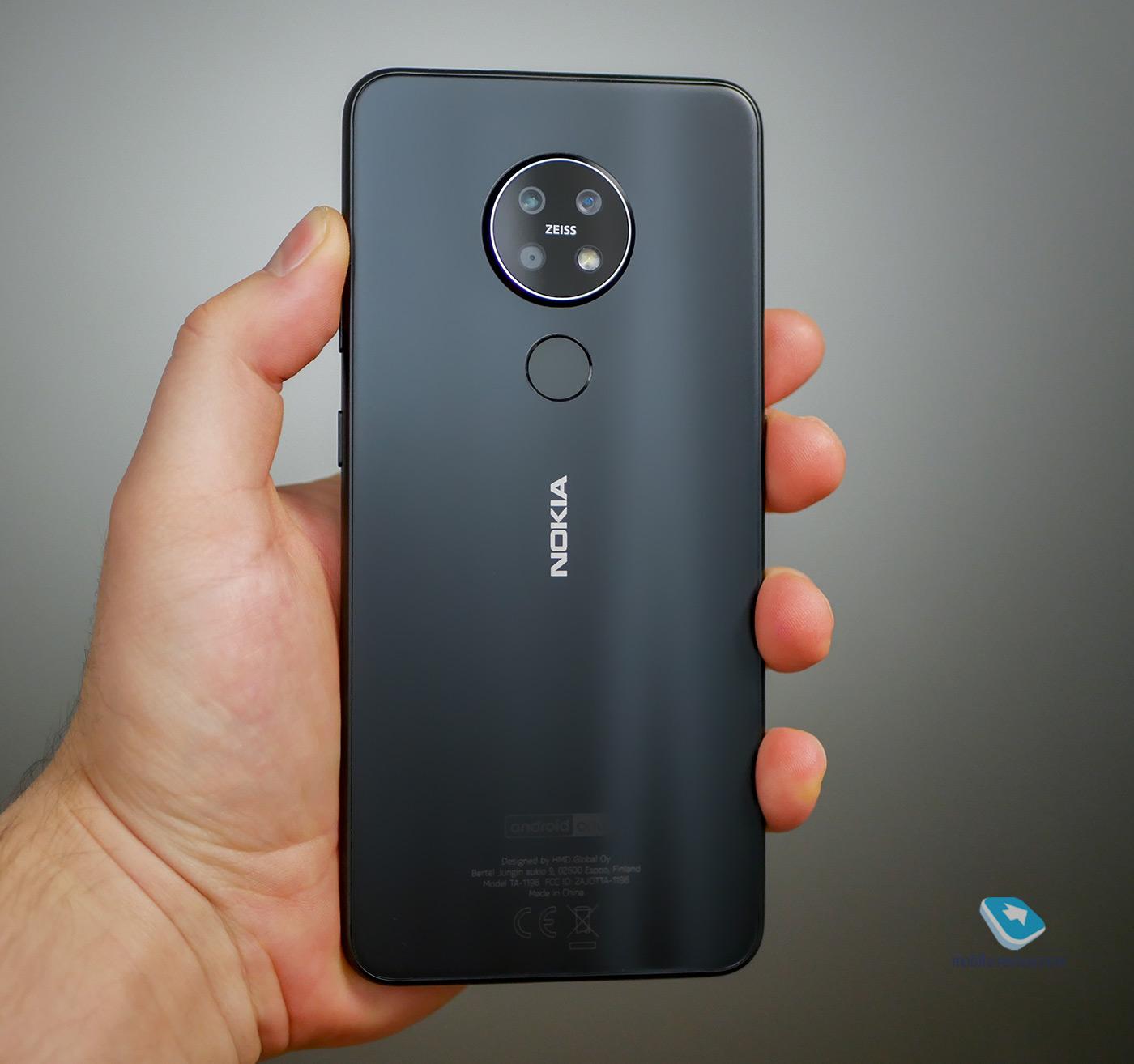 Обзор смартфона Nokia7.2: с обновлением до Android 10