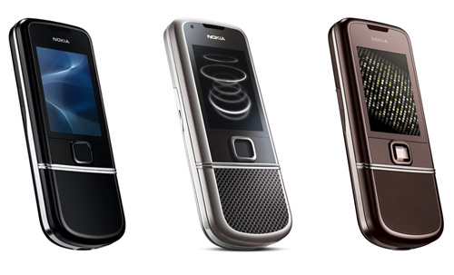 Nokia 8800 Carbon Arte Инструкция