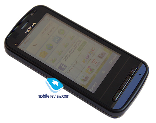 Who is the target group of the Nokia C6? It is young people who communicate a lot and need a keyboard for that. Without thinking too hard, can you come up ...