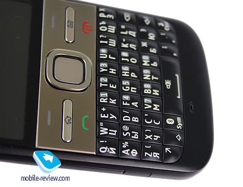 Mobile-review com Review of the Nokia E5-00 GSM/UMTS Smartphone