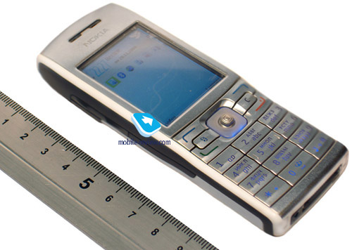 Mobile-review.com Обзор GSM-смартфона Nokia E50