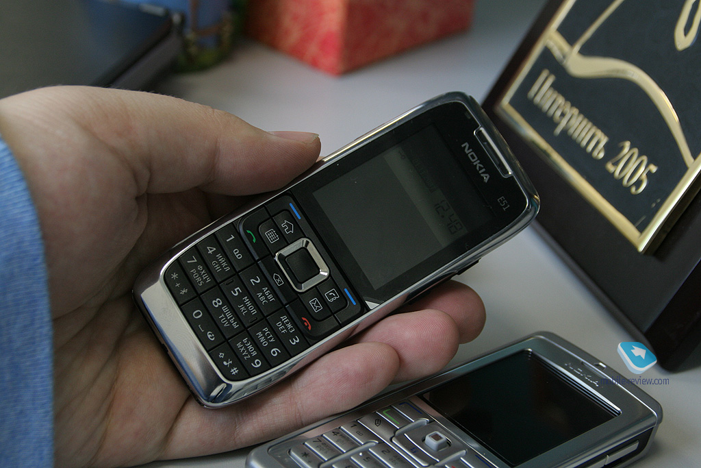 5f8f13ea3870 Nokia E51  продолжение суперпопулярного минисмартфона - Версия для ...