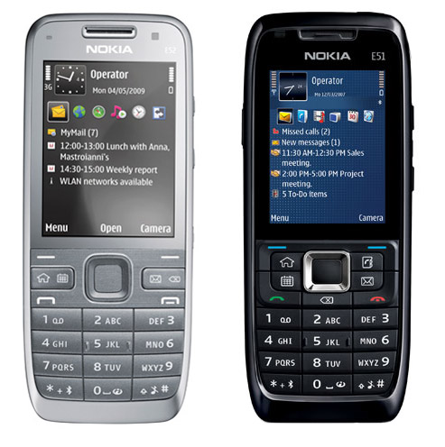 Инструкция По Эксплуатации Телефона Nokia E52 - фото 8