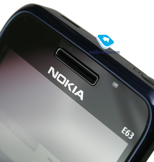 Mobile-review com Review of GSM/UMTS-smartphone Nokia E63