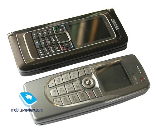 Foto del tamaño del Nokia E90