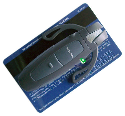 Mobile-review.com Обзор Bluetooth-гарнитуры Nokia HS-11W c05ce166bb175