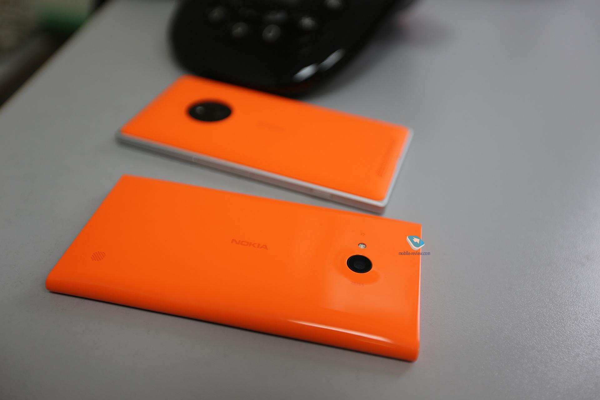 Windows phone cмартфона для селфи– lumia 730 735