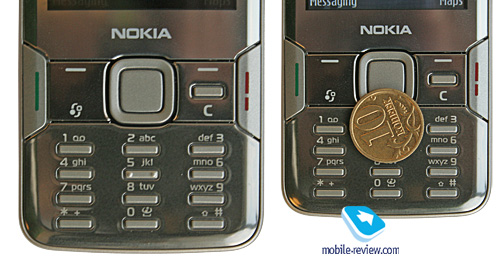 n82 067 Nokia N82 And Sony Ericsson K850i a Close Look