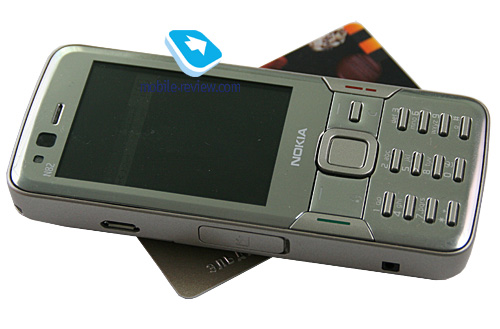 Обзор встроенной камеры Nokia N82