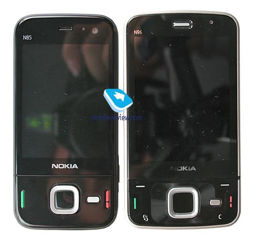 Nokia N85 الجديد Compare10