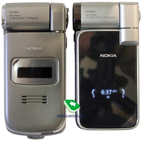Mobile-review.com Обзор GSMUMTS-смартфона Nokia N93i