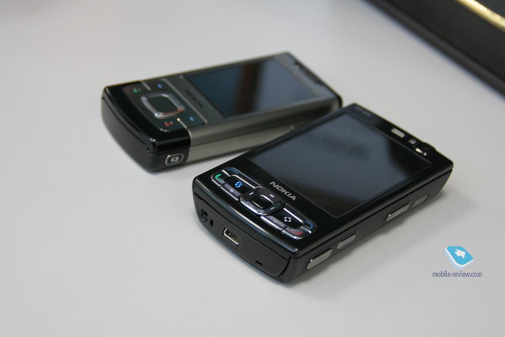 Клонированая Nokia N95 8GB.