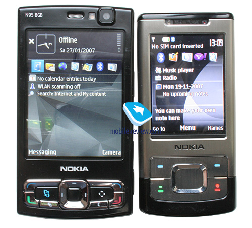 Of 8gb Gsm umts-smartphone Mobile-review N95 com Nokia Review