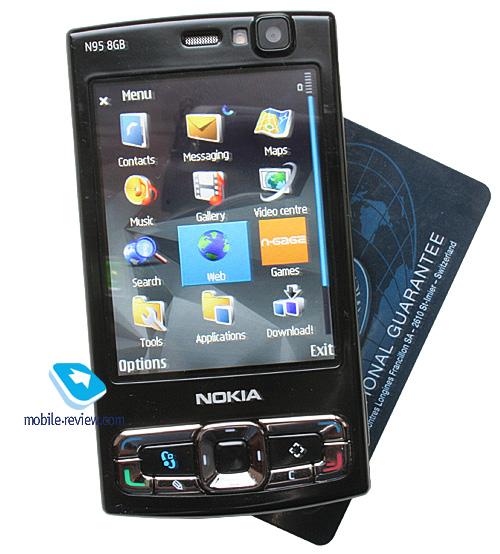 Все Для Nokia N95 8Gb