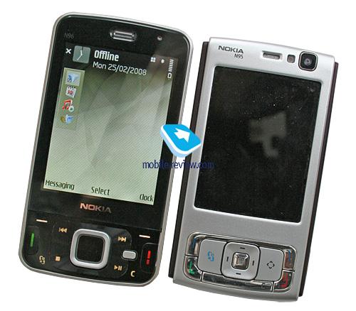 Mobile-review.com Впечатления от Nokia N96