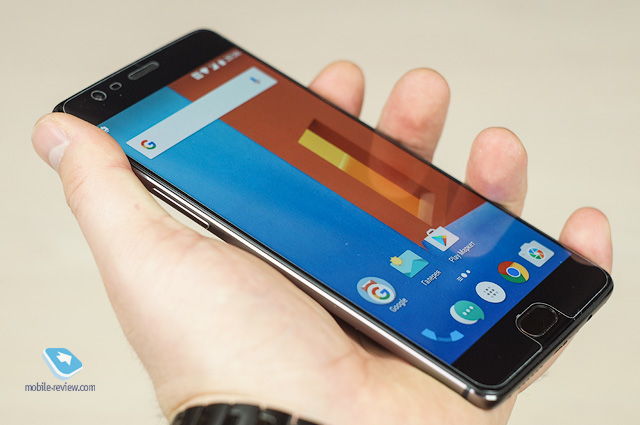 Обзор смартфона OnePlus 3T (A3010)