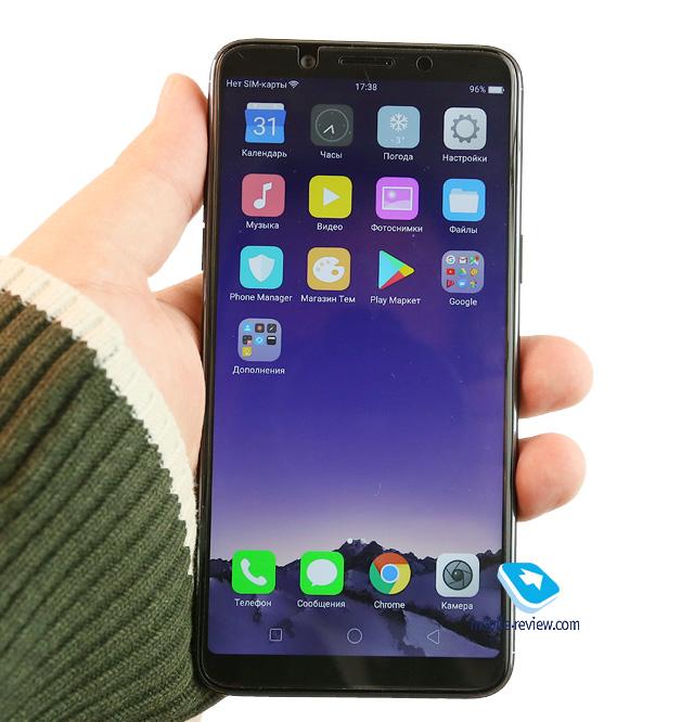 Обзор селфи-смартфона OPPO F5/F5 6 GB (CPH1723/CPH1727)