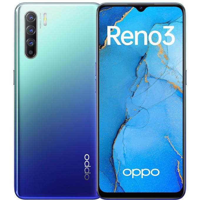 Обзор смартфона Oppo Reno3 (CPH2043)