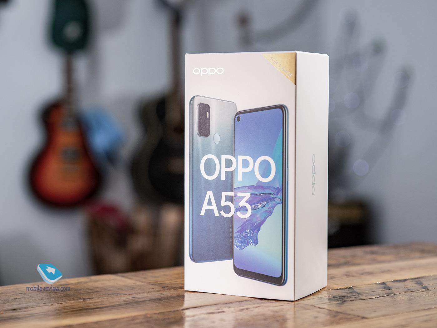 Обзор Oppo Reno A53 (CPH2127)