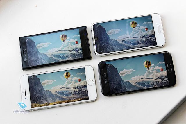 Сравнительное тестирование актуальных компактных смартфонов