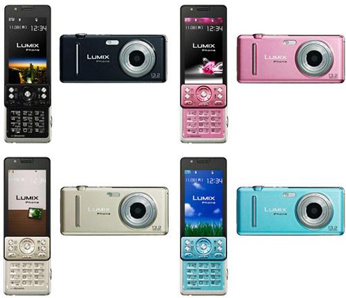 Mobile-review com Review of Panasonic Docomo P-03C Lumix Phone