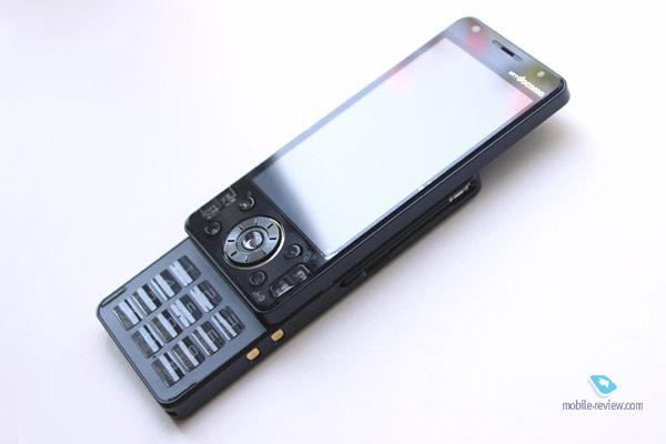 Обзор смартфона Panasonic Docomo P-03D
