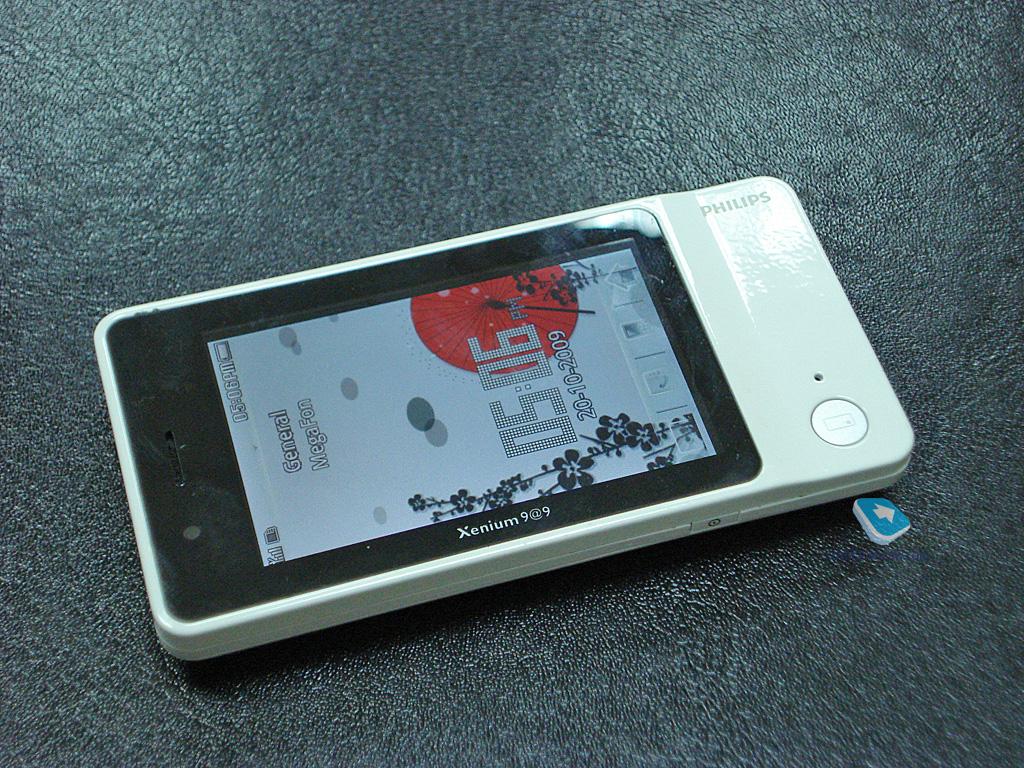 Как это сделано сенсорный телефон