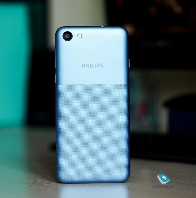 Обзор смартфона Philips S395