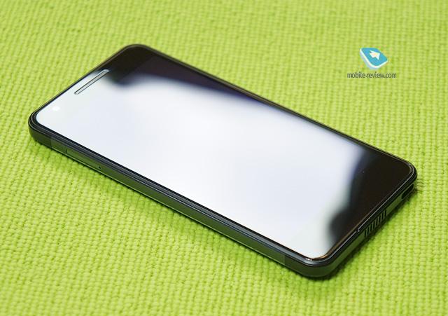 Обзор смартфона Philips Xenium X588