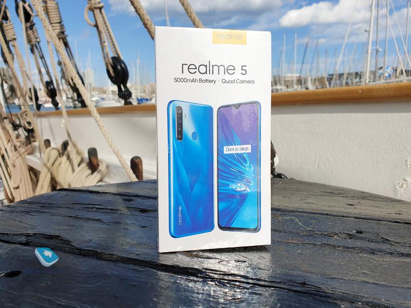 Разница в 2 000 рублей: realme 5 или realme 5 Pro
