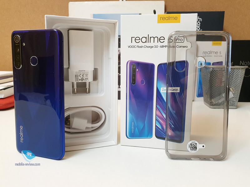 Обзор realme 5 Pro: смартфон за 12 990 рублей дышит в затылок фотофлагманам