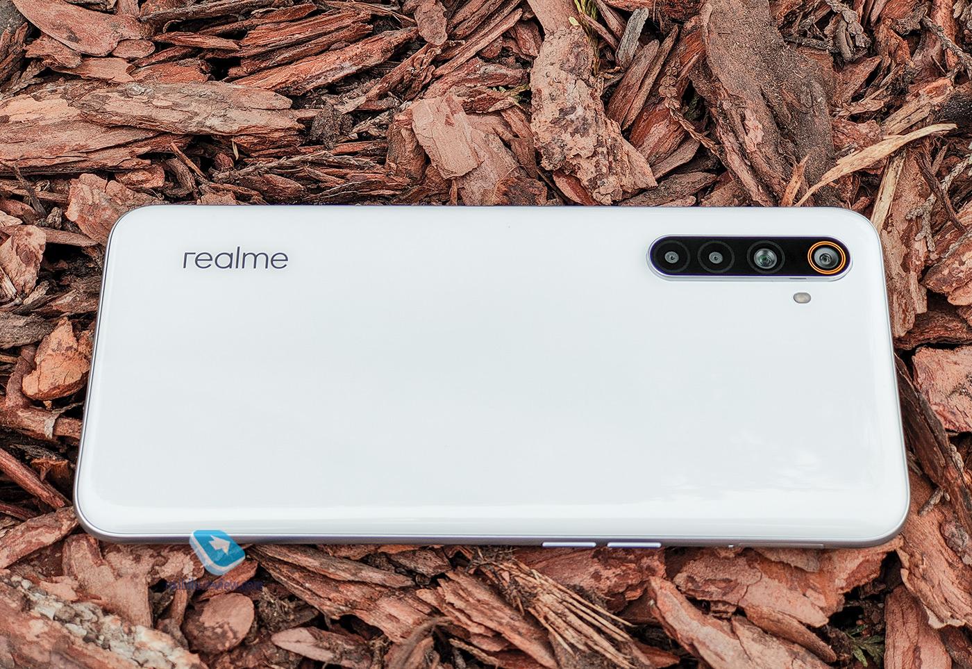 Обзор смартфона realme 6S (RMX2002)
