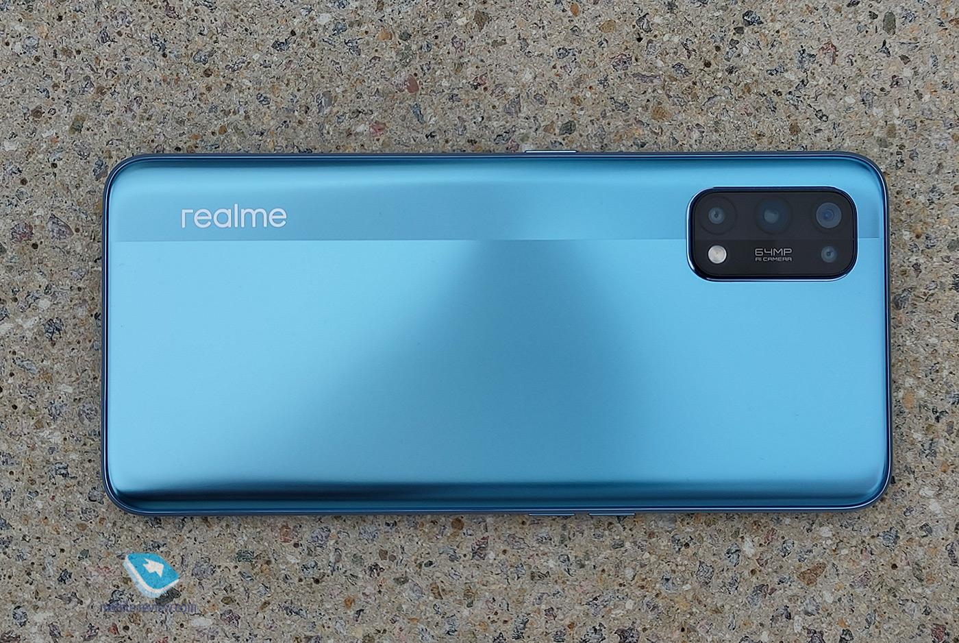Обзор смартфона realme 7 Pro (RMX2170)