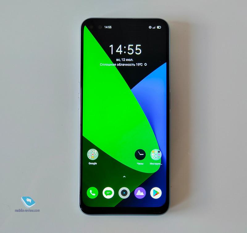 Обзор смартфона realme X3 Superzoom