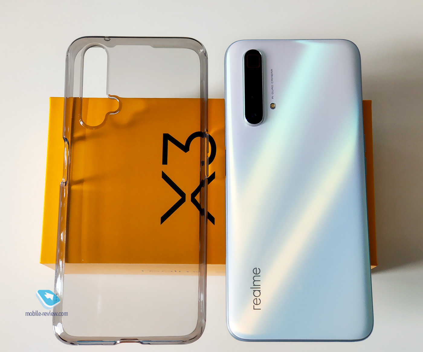 Обзор смартфона realme X3 Superzoom (RMX2086)