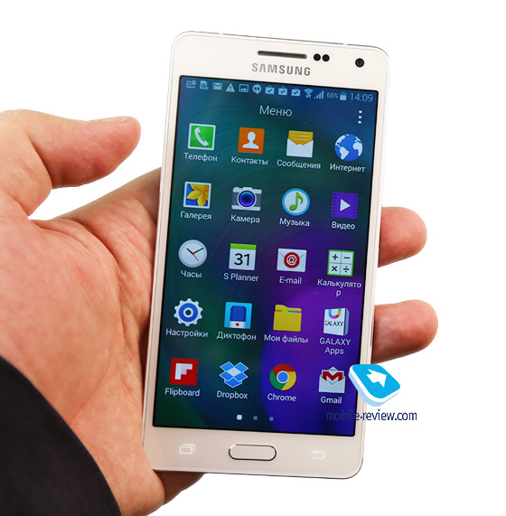 IFA 2016: новый смартфон Alcatel SHINE LITE