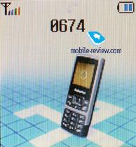 Обзор GSM-телефона Samsung SGH-C130