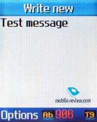 Обзор GSM-телефона Samsung SGH-C300