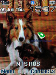 Обзор gsm телефона samsung d600