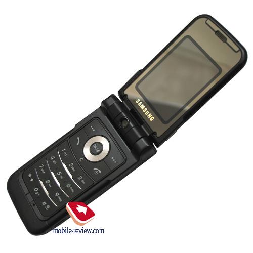 Mobile-review com Review GSM phone Samsung D810