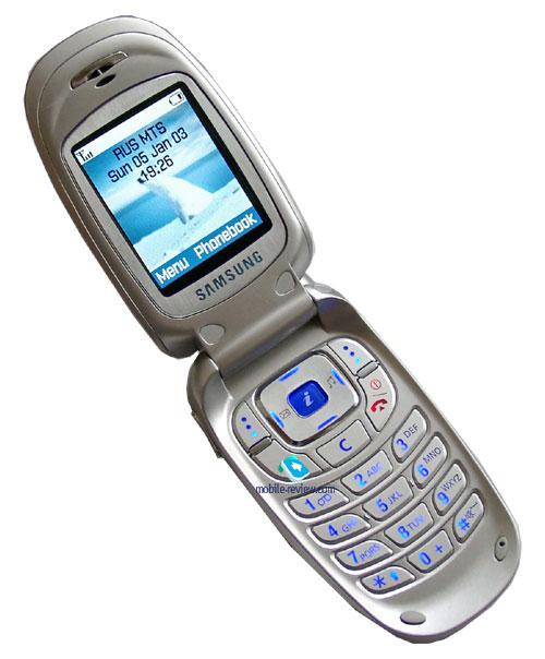 Mobile-review.com Review GSM-phone Siemens SX1