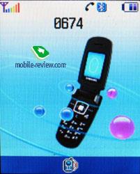 Обзор GSM-телефона Samsung SGH-E770