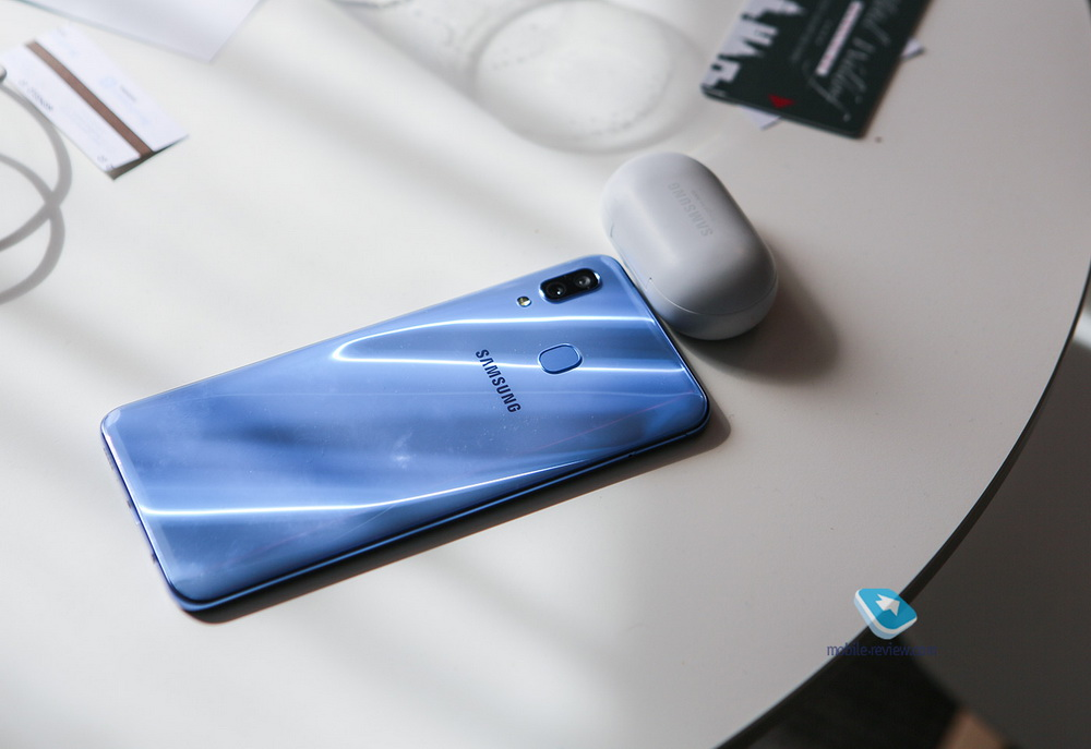 Обзор смартфона Samsung A30 2019 (SM-A305FN/DS)